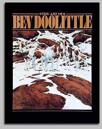 The Art of Bev Doolittle Hardcover Book
