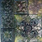 Vintage Tin Wall Tile