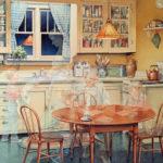 Homework, Kitchen
