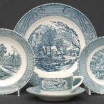 Currier and Ives Royal China Dinnerware
