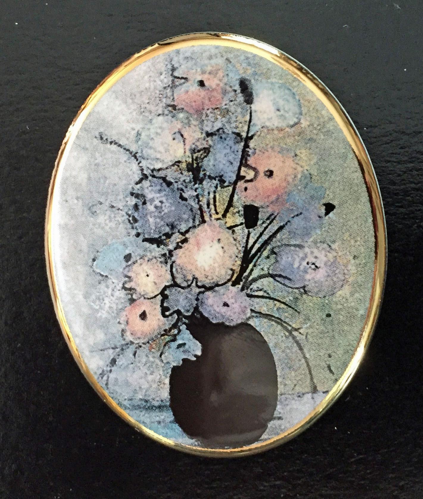 P Buckley Moss Jewelry