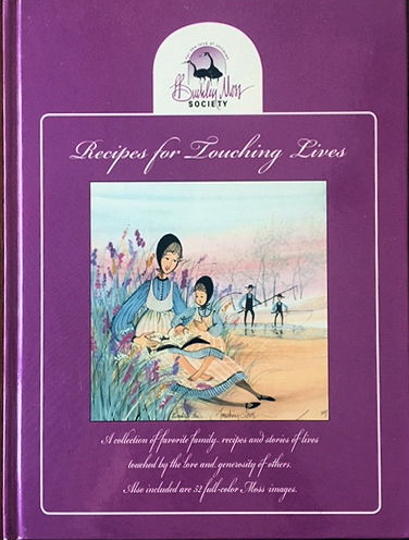Recipes for Touching Lives Cookbook